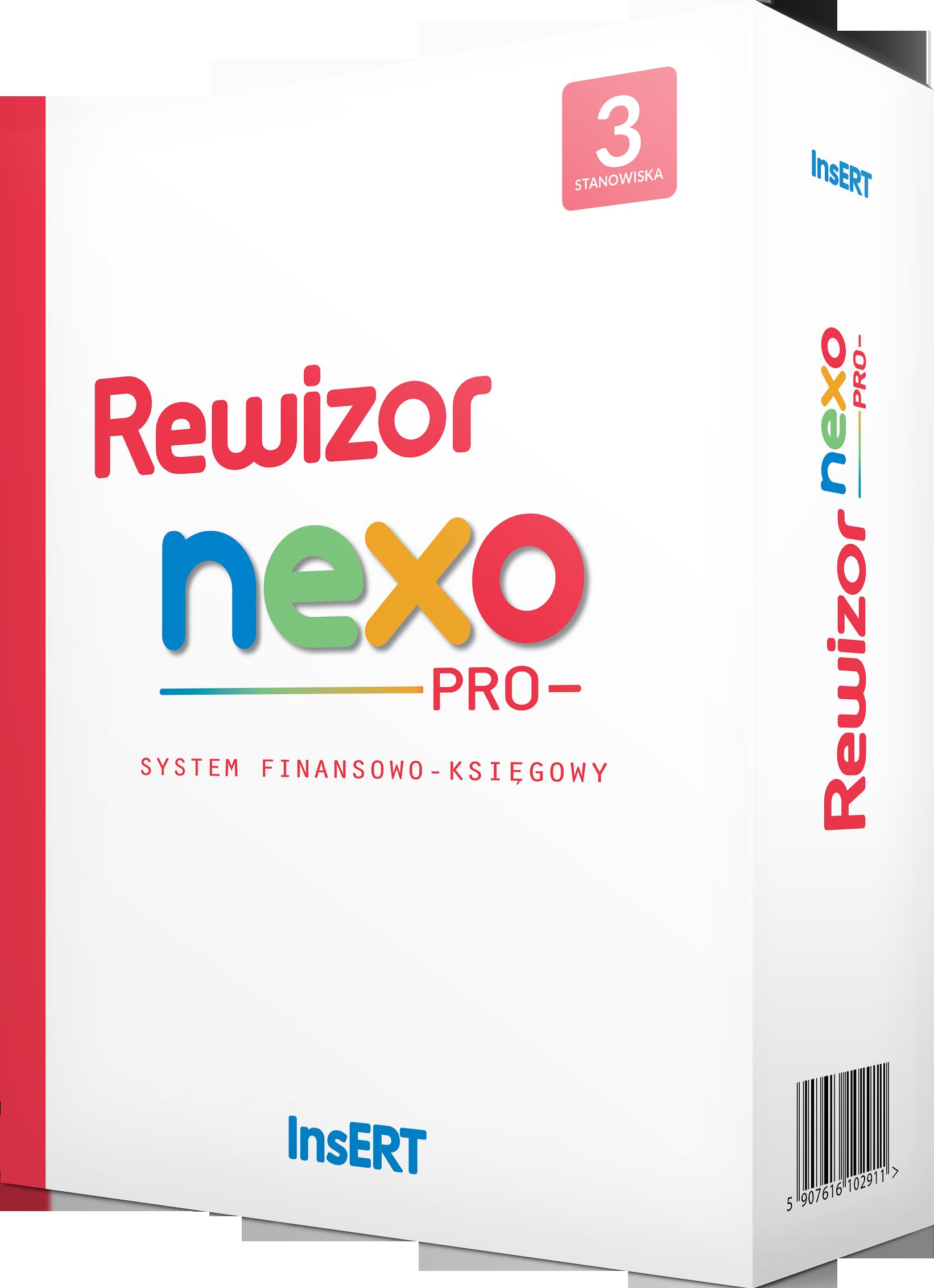 Rewizor nexo PRO 3