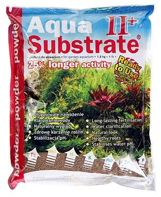 Aqua Substrate II+ 1,8 kg Powder (brązowe)
