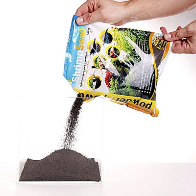 Shrimp Sand  1,8 kg Powder (czarne)