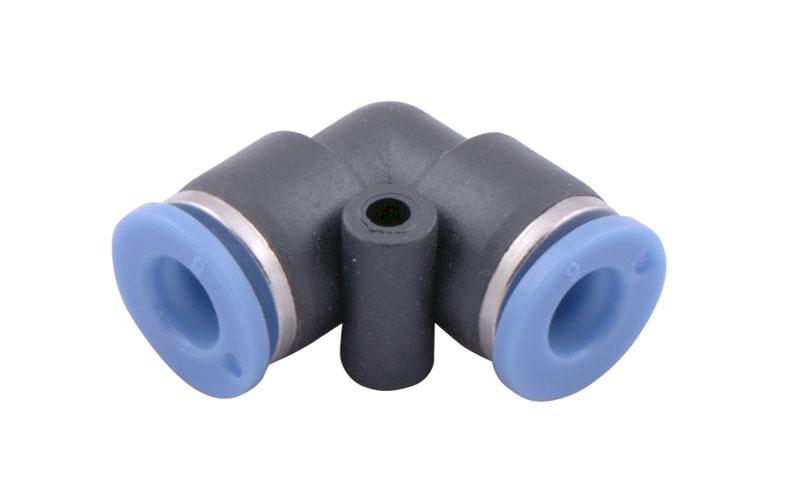 Złącze kolanko 6 mm - 6 mm