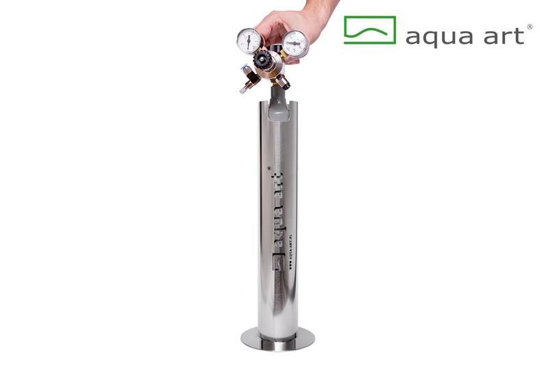 Obudowa do butli CO2  500g