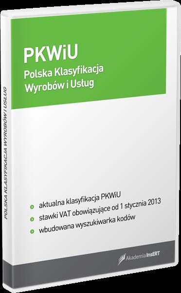 Polska Klasyfikacja Wyrobów i Usług (e-lic.)