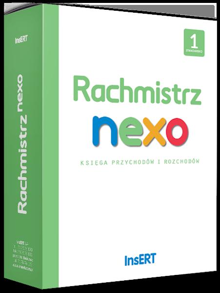 Rachmistrz nexo (licencja elektroniczna na 1 st.)