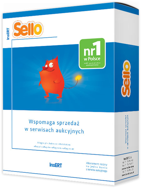 Sello (licencja elektroniczna abonament roczny)