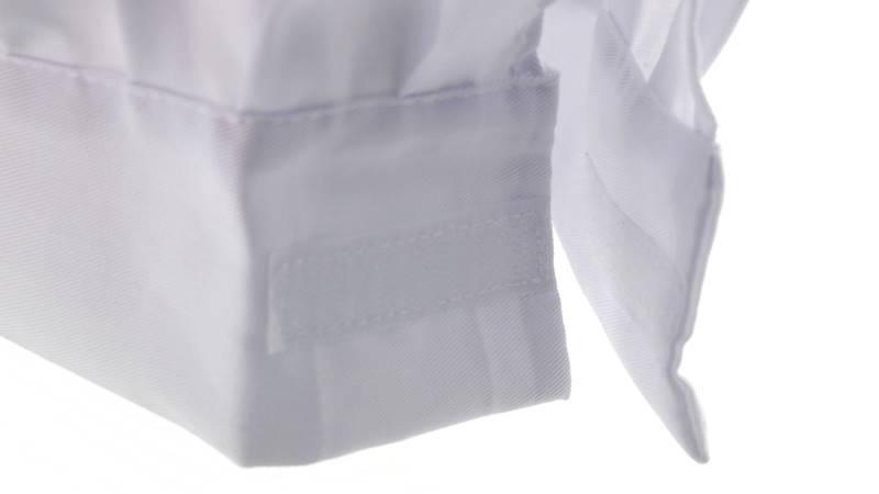 Tekstylia- Czapka kucharska dla szefa kuchni CHEF, biała, uniwersalna / Material CHEF's hat 8712442067115 / 22283919