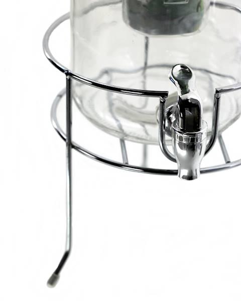 PARTY STOJAK DO SŁOIKA Z KRANIKIEM 3,4 i 5L / Wire stand for jars with taps 3, 4 and 5L 8712442130666 / 23468339