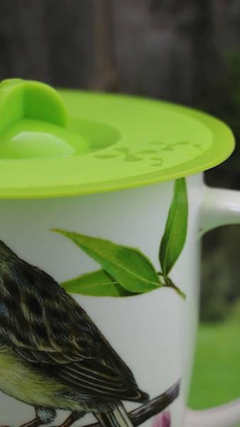 Silikonowa przykrywka na kubki/szklanki, 3 kolory, 11cm / Silicone lid / mug covers 11 cm 3 Colours 8712442125440 / 24531576