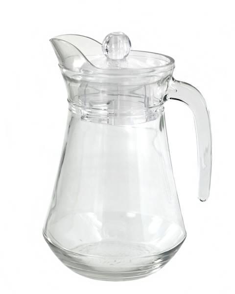 Szkło- Dzbanek szklany z pokrywką, 1,3l / Glass jug ARCOROC WITH LID 1,3 L TOP SELLER 0026102146460