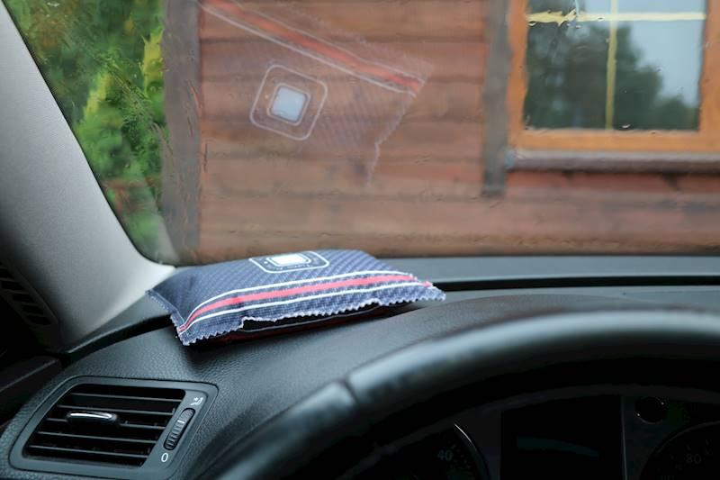 AUTO Osuszacz, pochłaniacz wilgoci do aut / Car dehumidifiers 4038732772250