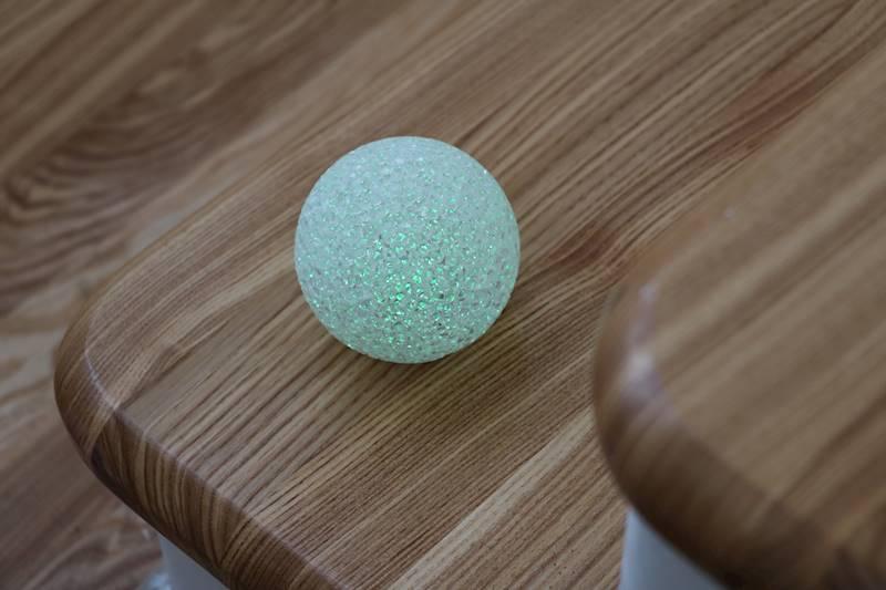 LED kula silikonowa światło kolorowe 20 cm  / LED Eva ball colorchange 20 cm AAA 8712442142300 / 23159246