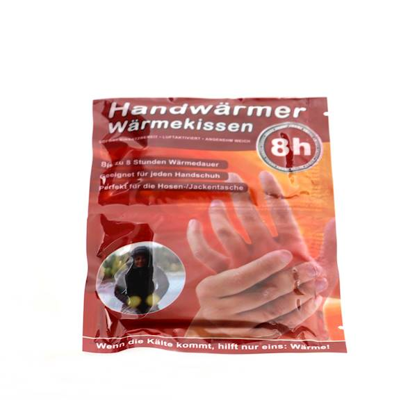 Hot Warmer for hand - one time used