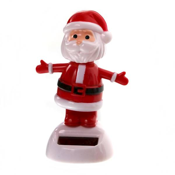 Plastic solar XMAS moving figure 23143893