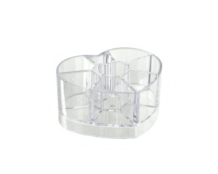 Bathroom Beauty Box heart 10,5 cm 24530926