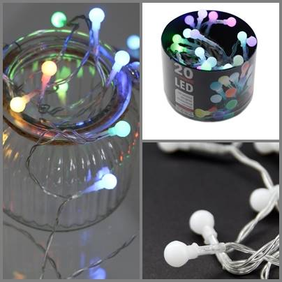 LED Ball 20 pcs colorchange 23121398