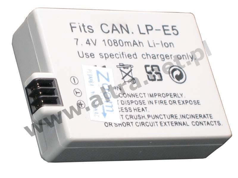 AKUMULATOR ZOOM LP-E5 1080mAh