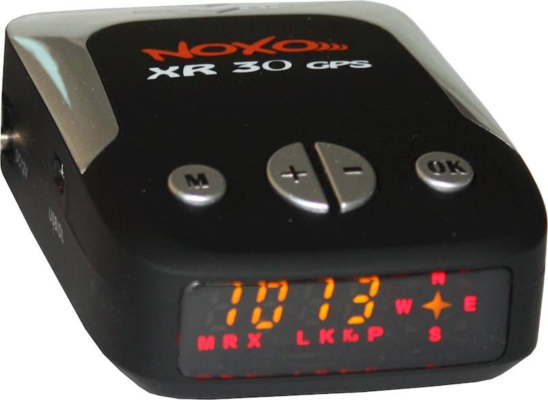 DETEKTOR NOXO XR30 GPS