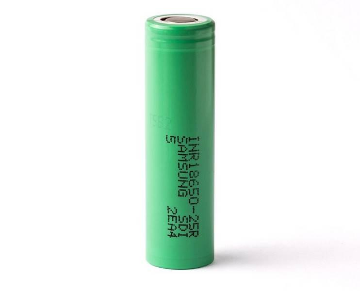 Akumulator Samsung INR1865025R Li-Ion 2500mAh 20A