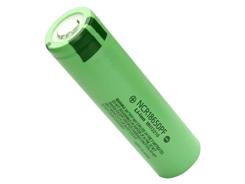 Akumulator Panasonic NCR18650PF Li-Ion 2900mAh 10A
