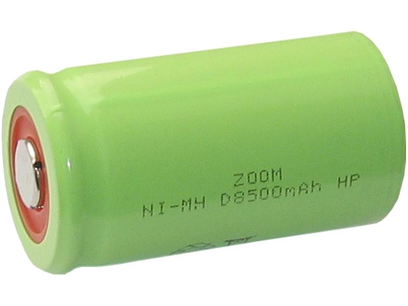 Akumulator ZOOM D 1,2V 8500mAh Ni-Mh HP  17A