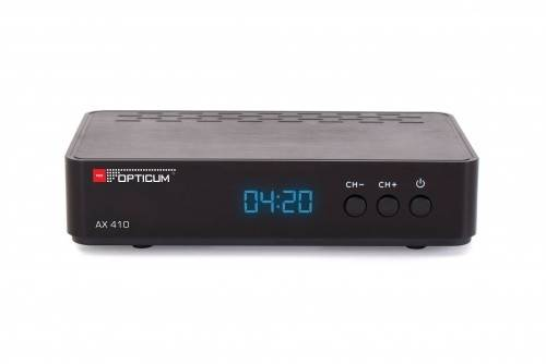 Tuner SAT Opticum HD AX 410