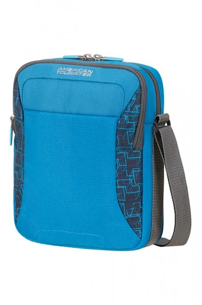 AMERICAN TOURISTER TORBA 16G11007 ROAD QUEST CROSS-OVER BLUEST. PR,