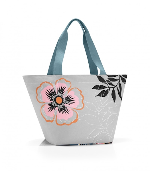 REISENTHEL TORBA SHOPPER M SPECIAL EDITION FLOWER RZS4032