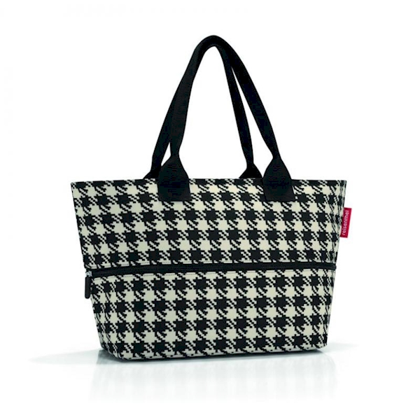 TORBA SHOPPER E1 FIFTIES BLACK RRJ7028