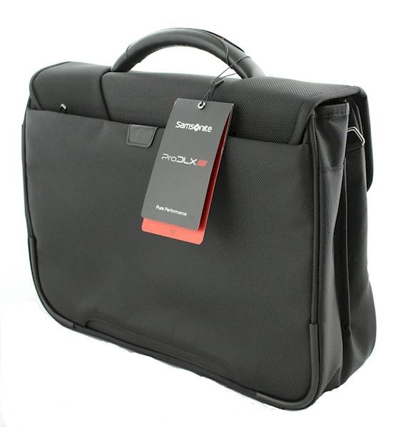 SAMSONITE TECZKA  35V09005 PRO-DLX 4 BLACK