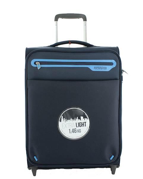 AMERICAN TOURISTER WALIZKA 00G41003 LIGHTWAY SUPER LIGHT 55/20 MIDN. NAVY