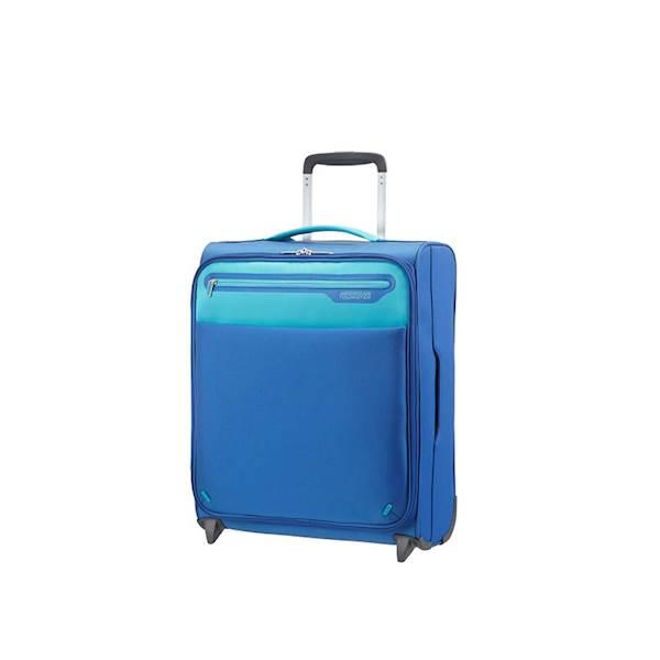 AMERICAN TOURISTER WALIZKA 00G21002 LIGHTWAY SUPER LIGHT 50/18 BLUE