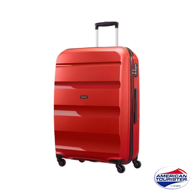 AMERICAN TOURISTER BON AIR S  85A00001 WALIZKA KABINOWA MAŁA SPINNER RED