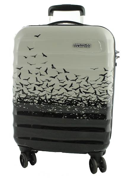 AMERICAN TOURISTER WALIZKA 02G89101 PALM VALLEY  55/20 AWAY FLY BLACK