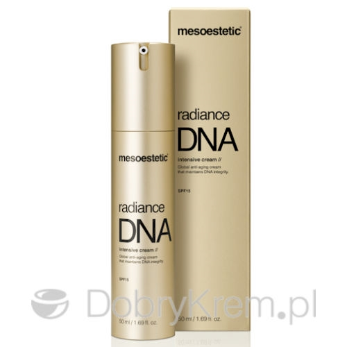MESOESTETIC Radiance DNA krem remodelujący SPF15