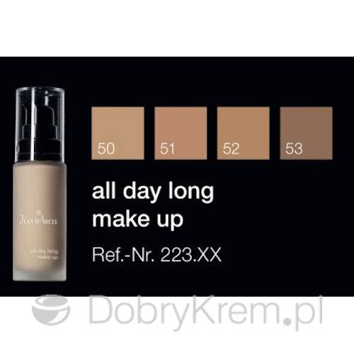 JDA Brillant All Day Make Up odcień 52 30 ml