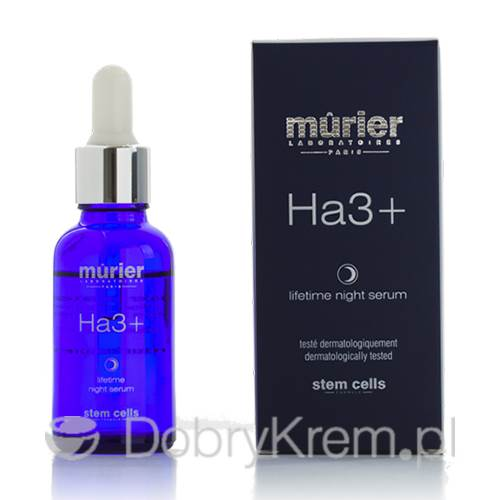 MURIER Ha3+ lifetime night serum 30 ml