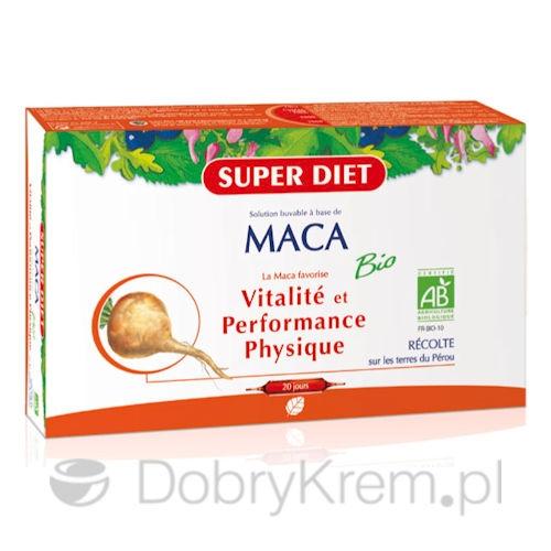 SUPER DIET Witalność i pożądanie 20 x 15 ml