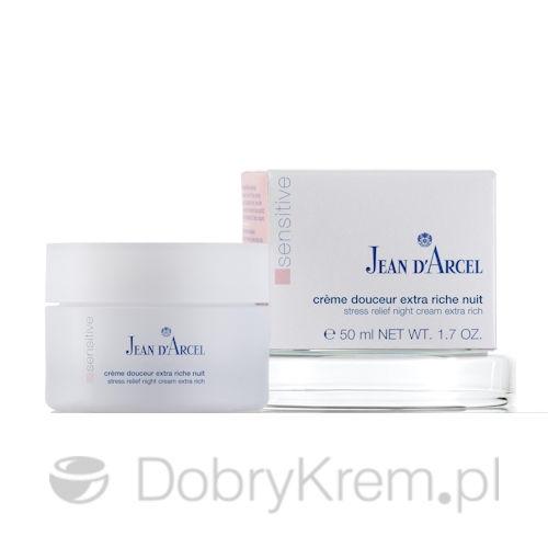 Jean D'Arcel Sensitive Creme Douceur Extra Riche Nuit 50 ml