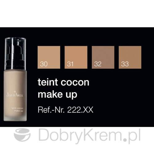 JDA Brillant Fluide Teint Cocon odcień 31 30 ml