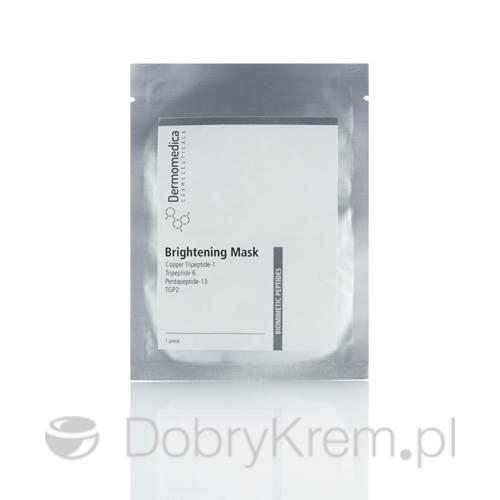 DERMOMEDICA Brightening Nanocellulose Mask 1 szt