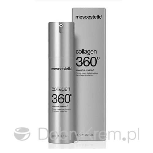 MESOESTETIC collagen 360 face cream ujędrni 50 ml