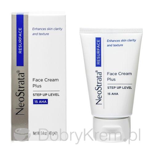 NeoStrata Face cream Plus z kwasem glikolowym 40 g