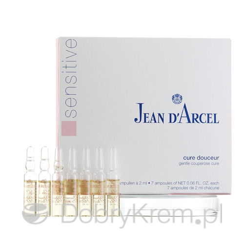 Jean D'Arcel Cure Douceur 7 x 2 ml