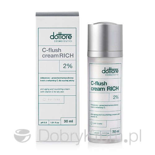 DOTTORE C-flush cream RICH 50 ml