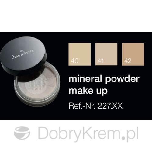 JDA Brillant Mineral Powder Make Up kol.41 15 g