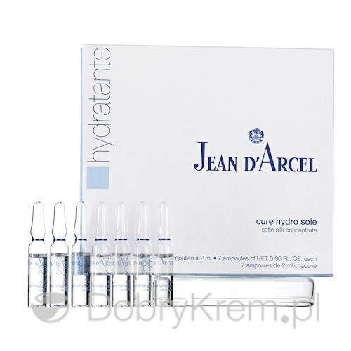Jean D'Arcel Hydratante Cure Hydro Soie 7 x 2 ml