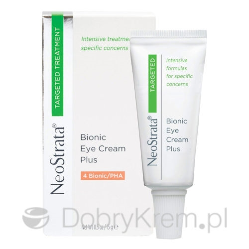 NeoStrata Bionic eye cream plus 15 g