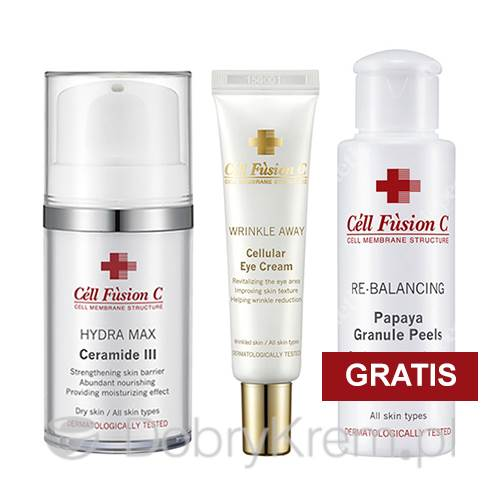 Cell Fusion Ceramide III+Cellular Eye+GRATIS