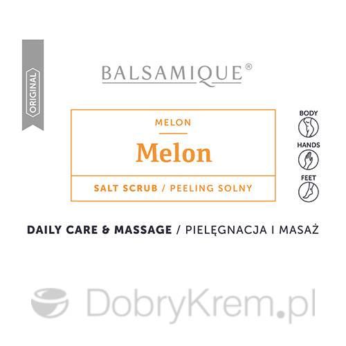 BALSAMIQUE Peeling Solny Melon 80 g