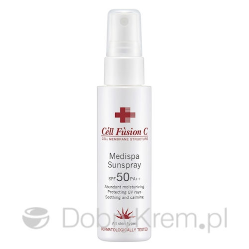 Cell Fusion MediSpa Sunspray SPF 50 55 ml
