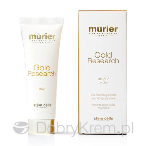 MURIER Krem Gold Research by Day 50 ml
